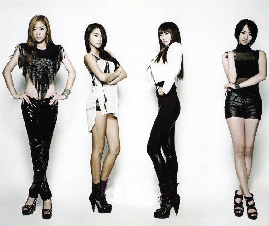 Asian Pop Lyrics: Sistar (씨스타) - So Cool [Hangul